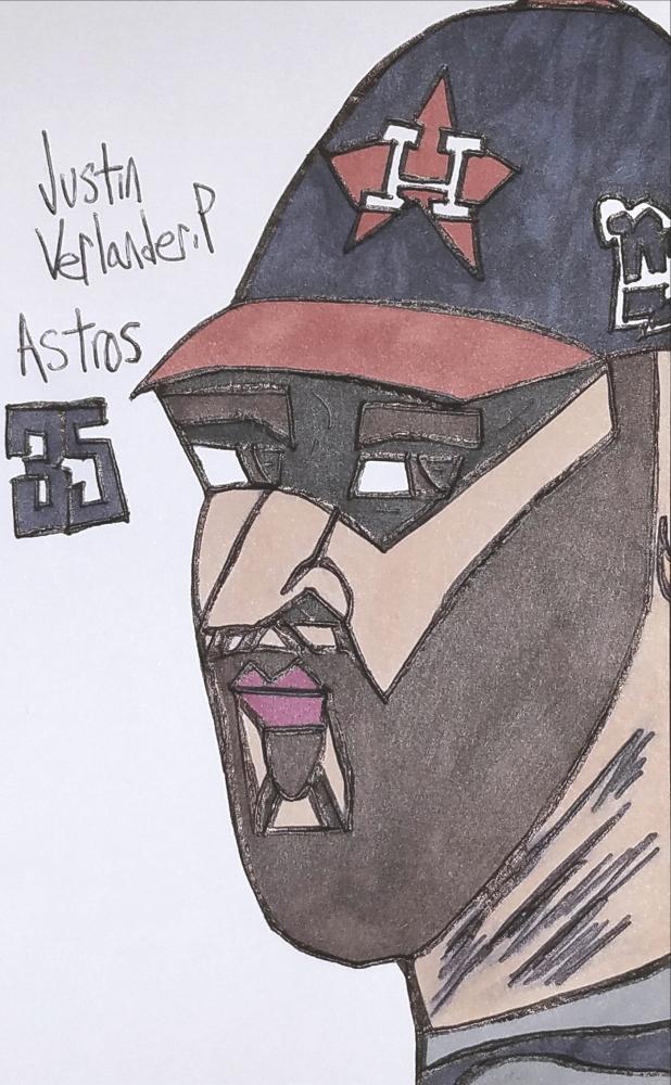 Justin Verlander par armattock